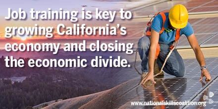 Securing a Strong Economic Future for All Californians