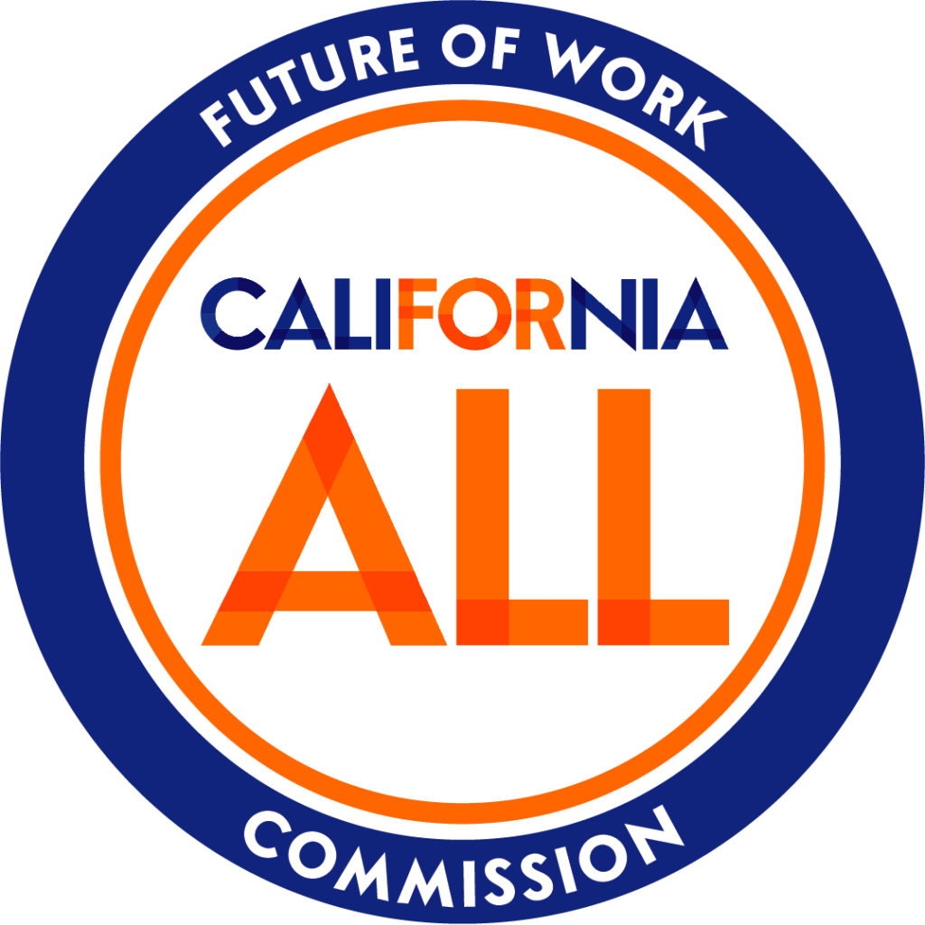 Future of Work Commission logo