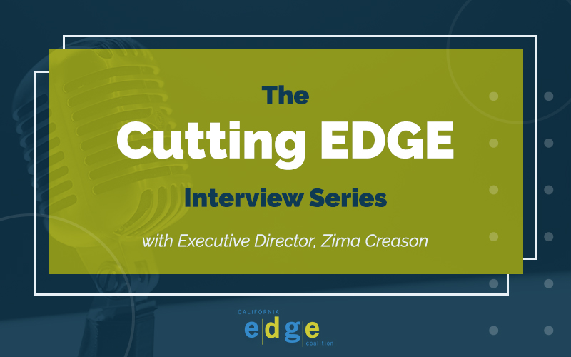 Cutting EDGE INterview image