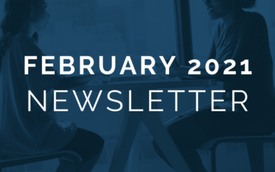 CA EDGE Coalition Monthly Newsletter, February 2021 Edition