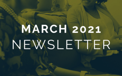 CA EDGE Coalition Monthly Newsletter, March 2021 Edition