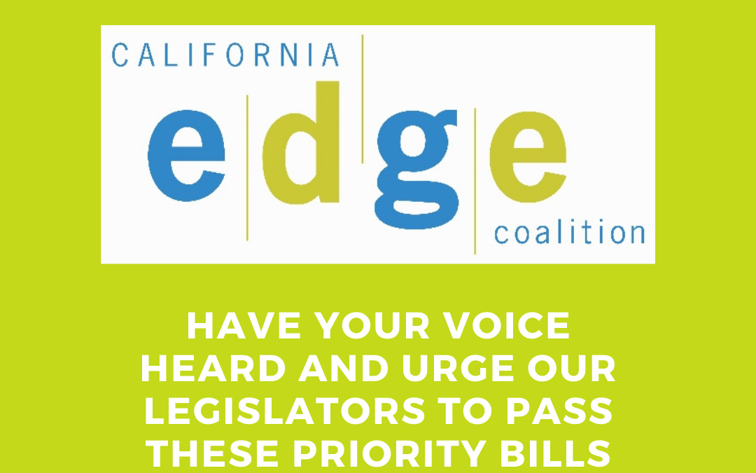 Call to Action: Support Education and Workforce Bills Pending on Suspense File